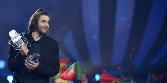 Salvador Sobral a remporté l'Eurovision.