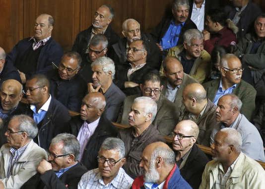 Pour que les 800 salariés marocains puissentassister au procès, quatre audiences ont été prévues sur deux jours au palais de justice de Paris.