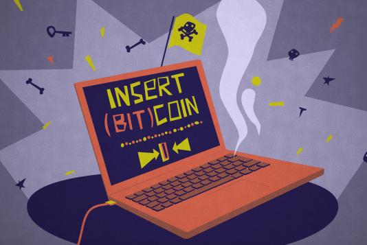 Un« ransomware» est un logiciel qui chiffre les données présentes sur un ordinateur et exige une rançon pour le rétablir.