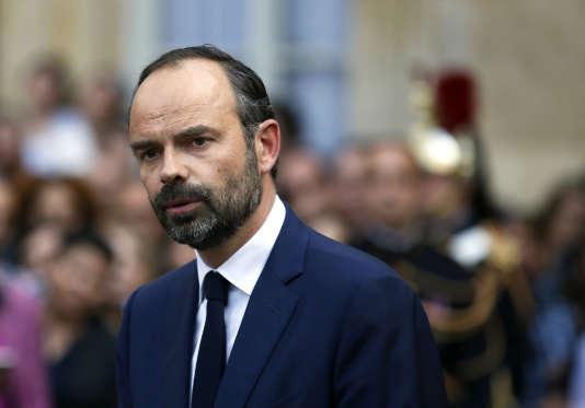 Edouard Philippe, le 15 mai.