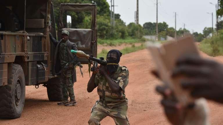Les mutins ont remis à la police et aux gendarmes le contrôle des entrées de la ville de Bouaké, la deuxième ville de Côte d'Ivoire, qui a été au cœur de cette révolte.