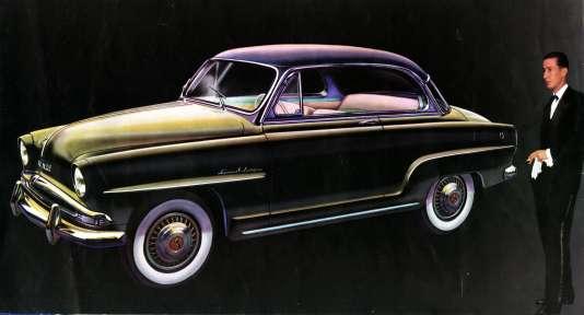 L'Aronde Grand Large, la voiture du gentleman.