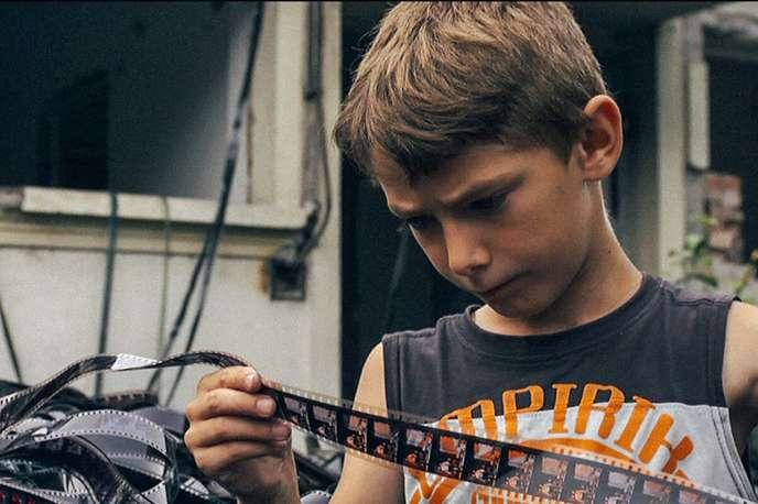 Une scène extraite du documentaire roumain d'Alexandru Belc,«Cinéma mon amour».
