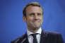 Emmanuel Macron, le 15 mai.