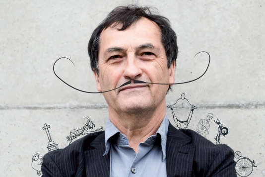 Le conteur Pépito Matéo.