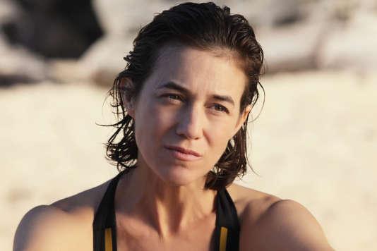 Charlotte Gainsbourg dans le film français d'Arnaud Desplechin,«Les Fantômes d'Ismaël».