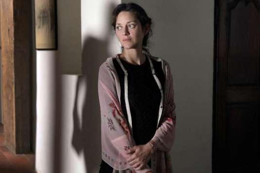 Marion Cotillard dans le film français d'Arnaud Desplechin,«Les Fantômes d'Ismaël».