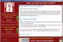 Capture d'écran d'un ordinateur infecté par le virus WannaCry.
