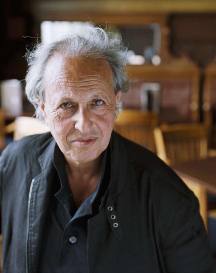 L'historien et éditeurMaurice Olender, en 2008.