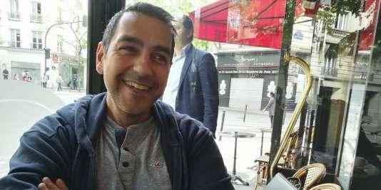 Sami Bouattour n'est boulanger que depuis six ans.