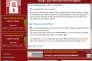 Ordinateur hacké par lerançongiciel WannaCry.