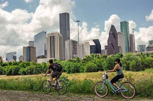 Avec Bayou City Bike Tours, Houston se découvre à vélo.