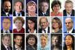 Dix-huit ministres et quatre secrétaires d'Etat ont été nommés, mercredi 17mai. Le gouvernement est strictement paritaire avec 11 femmes et 11 hommes.