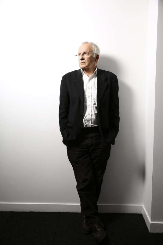 Francois Dubet, professeur de sociologie a l'universite de Bordeaux et directeur d'études a l'Ecole des hautes études en sciences sociales, en2013.