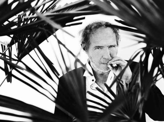 Arnaud Desplechin à Cannes, le 16 mai 2017.