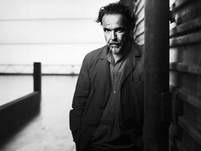 Alejandro Gonzalez Iñarritu à Cannes, le 16 mai 2017.