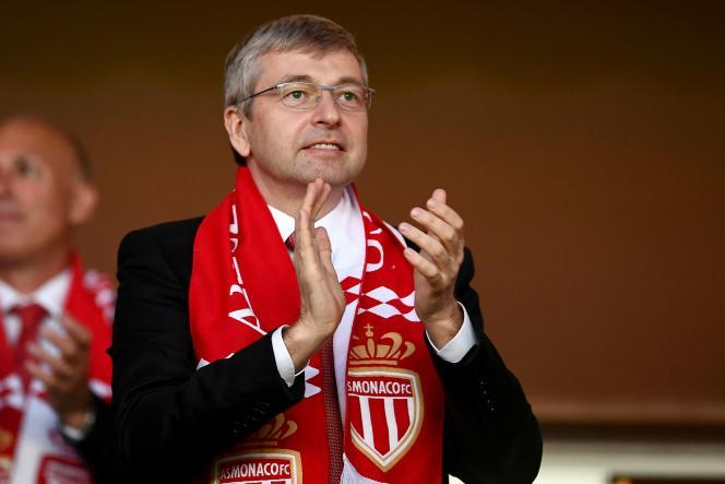 Dmitri Rybolovlev a racheté le club en 2011, mais l'UEFA a freiné l'appétit de titres du milliardaire russe.