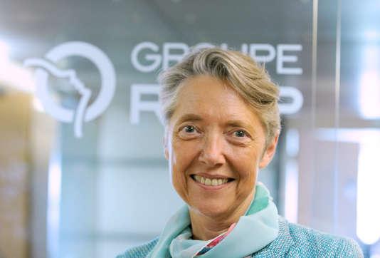 La PDG de la RATP Elisabeth Borne quitte l'entreprise publique pour devenir ministre chargée des transports auprès du ministre de la transition écologique Nicolas Hulot.