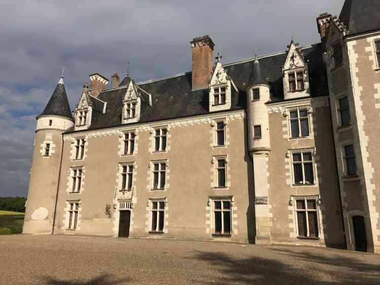 A Montpoupon, la visite permet de découvrir l'intimité familiale des propriétaires.