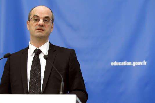 Jean-Marie Blanquer en 2012, à Paris.