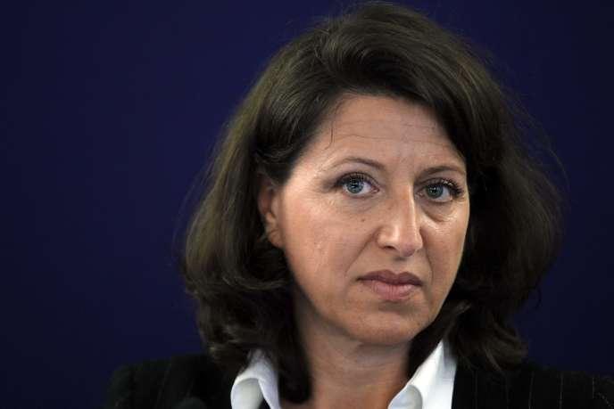 Agnès Buzyn, à Paris, en 2011.