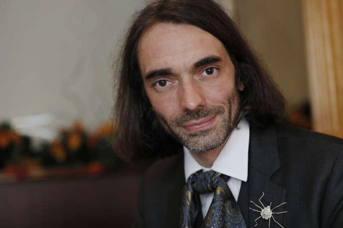 Cédric Villani, en mai.