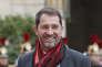 Christophe Castaner, à l'Elysée, le 14 mai 2017.