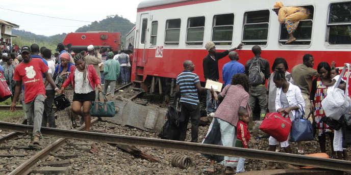 Au Cameroun, le 21 octobre 2016,à 120 km de Yaoundé, le déraillement du train 152 à l'approche de la gare d'Eseka a fait officiellement 79 victimes et plus de 600 blessés.