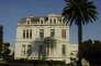 La villa Barety, l'un des espaces de travail de l'Ecole régionale d'acteurs deCannes (et Marseille).