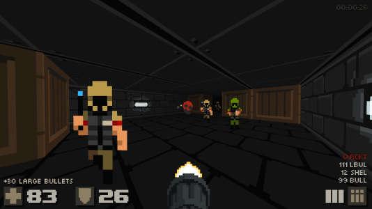«Intrude», sorti en 2016, aurait aussi bien pu être un jeu de 1993.