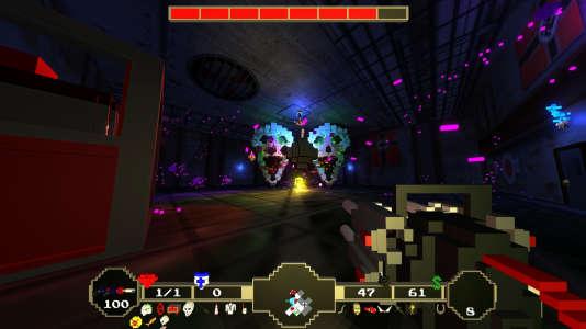 «Paranautical Activity», l'un des premiers jeux modernes à s'être autant inspiré des anciens.