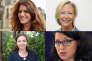 Marlène Schiappa, Sophie Cluzel, Frédérique Vidal et Agnès Buzyn, figurent parmi les ministres du gouvernement Philippe.