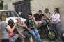 Belin-Béliet, le 15 mai. Les jeunes sont partagés sur le vote Front national.