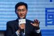 Pony Ma, le fondateur et PDG de Tencent, à Hongkong, le 23 septembre 2016.