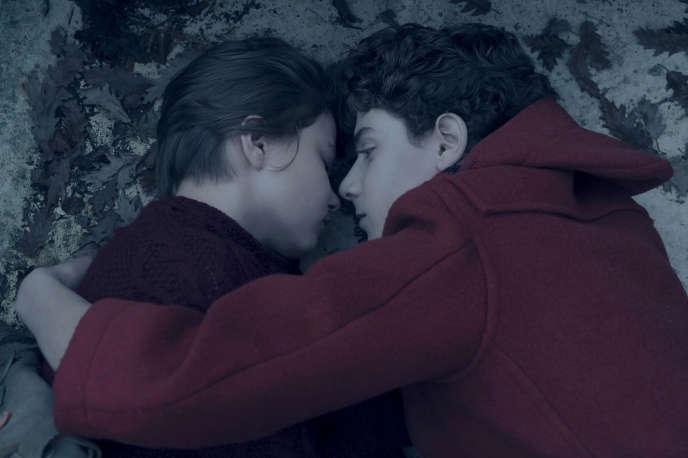 Julia Jedlikowska et Gaetano Fernandez dans le filmitalien, français et suisse de Fabio Grassadonia et Antonio Piazza,« Sicilian Ghost Story».