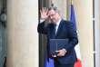 Richard Ferrand, le ministre de la cohésion des territoires, jeudi 18 mai, à l'Elysée, à Paris.
