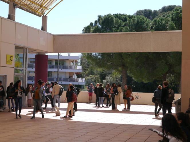 Université Paul Valéry Montpellier 3