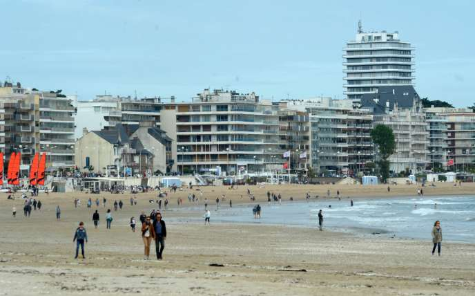 La plage de LaBaule sera géré par Veolia pour les douze prochaines années.