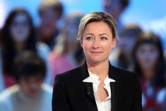 Anne-Sophie Lapix présentera le « 20 heures» de France 2 à la suite de David Pujadas.