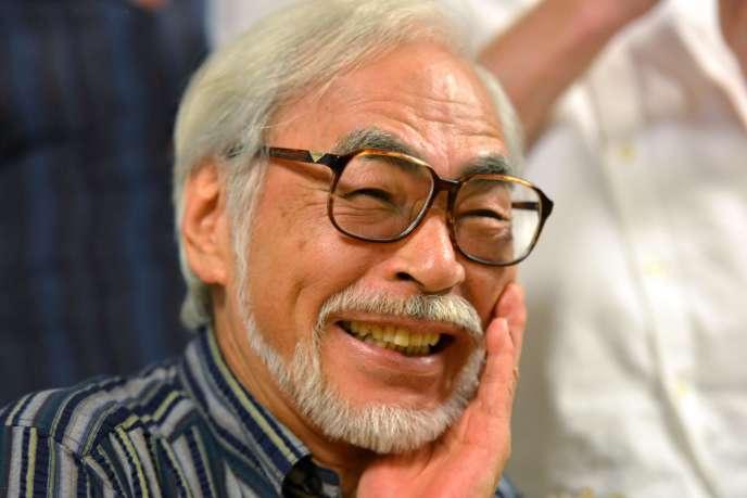 Hayao Miyazaki a reçu de nombreuses récompenses dont l'Oscar du meilleur film animé en 2003 pour « Le Voyage de Chihiro ».