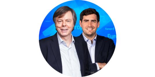 Bruno Cras et Mathieu Charrier