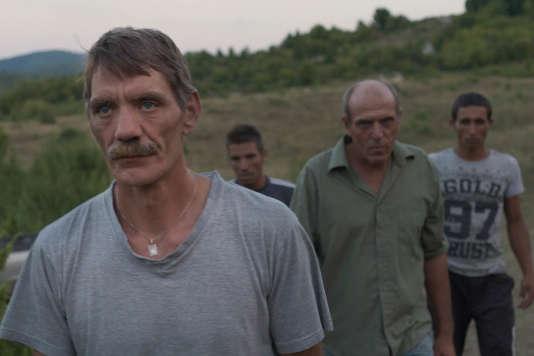 Meinhard Neumann dans le filmallemand, bulgare et autrichien de Valeska Grisebach,«Western».