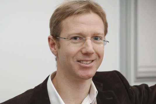 Antoine Bozio, directeur de l'institut des politiques publiques, lauréat 2017 du Prix du jeune économiste.
