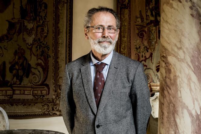 Yves Meyer. Prix Abel 2017.