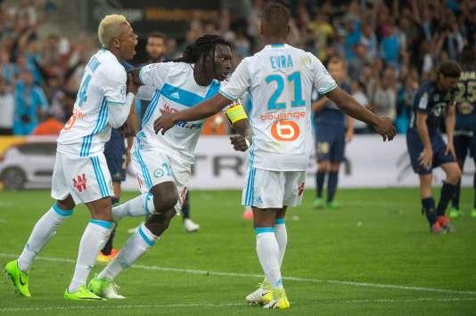 Le 20e but de Bafétimbi Gomis conforte la cinquième place de l'OM.