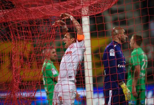 En marquant un deuxième but, Nancy passait devant Bastia à la différence de buts.