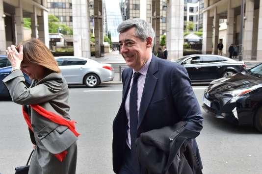 Henri Guainoa déposé vendredi en fin de journée sa candidature.
