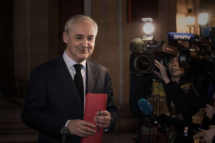 François Pérol, à Paris, le 15 décembre 2016.