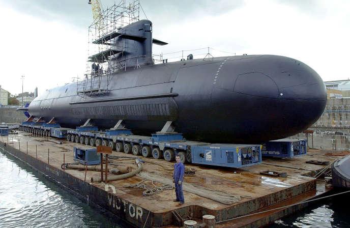Le Scorpène est un sous-marin d'attaque conventionnel, fabriqué par les chantiers français DCNS.