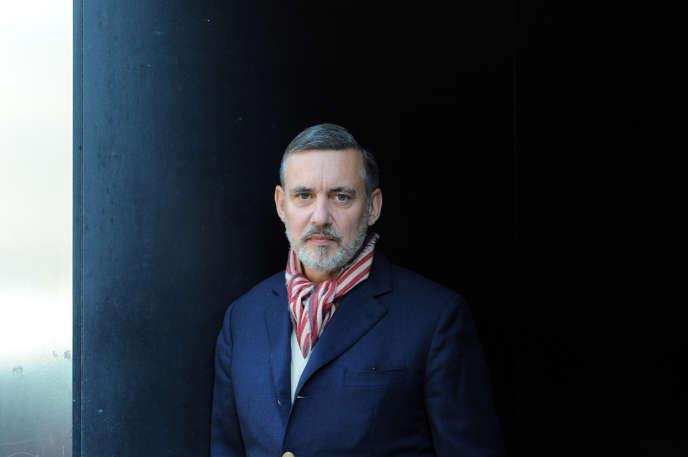 François Sureau,écrivain et avocat.